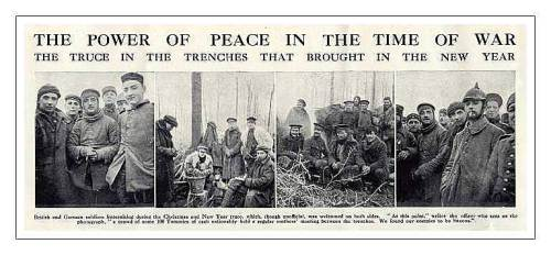The Christmas Truce of 1914 - LewRockwell