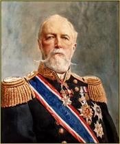 His Majesty King Oscar II of Norway